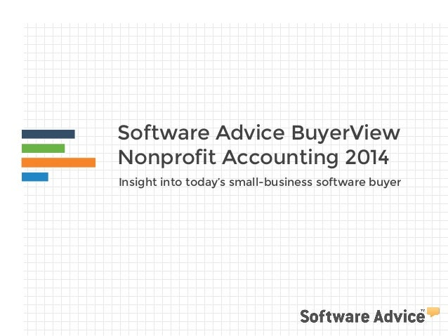 nonprofit accounting