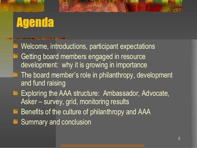 Kay Sprinkel Grace: The AAA Way to Fundraising Success: Maximum Involvement, Maximum Results Slide 2