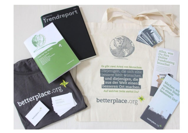 Finanzierung von betterplace.org 29