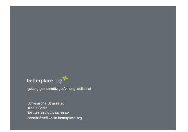 Non Profit Camp // Aachen // 31.01.2015