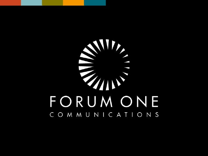 NONPROFITS AND DATA: WORTH 1,000 WORDS               WHAT TO VISUALIZE       Kurt Voelker, CTO, Forum One Commun...