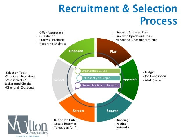 Nonprofit Recruitment for Organizational Success