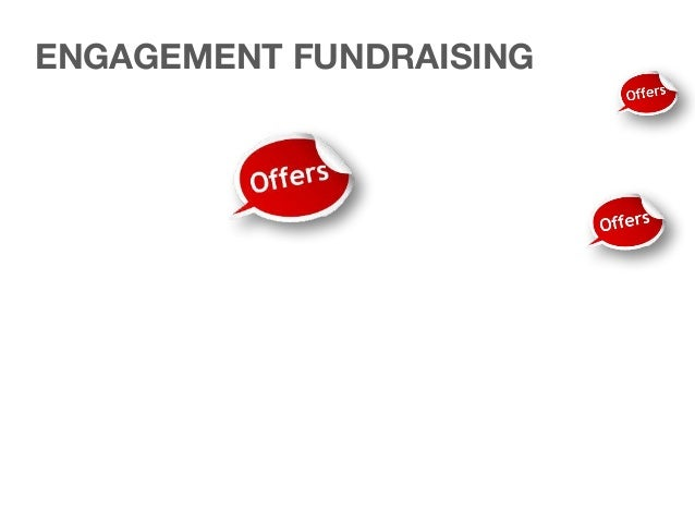 TIMING ENGAGEMENT FUNDRAISING LIST OFFER TIMING CREATIVE