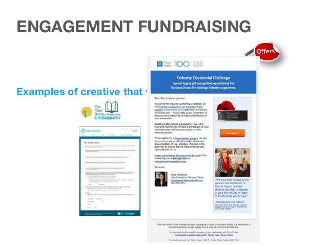 ENGAGEMENT FUNDRAISING LOW-COST IDEAS