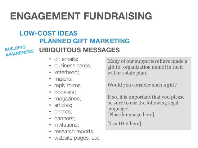 LOW-COST IDEAS ADS IN PERIODICALS WITH A REPLY DEVICE BUILDING AWARENESS & GENERATING LEADS ENGAGEMENT FUNDRAISING