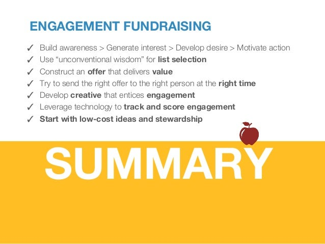 Nonprofit Supply Co. Major Gifts and Engagement Fundraising Webinar