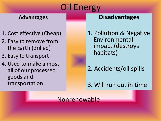 Advantages Of Natural Gas >> Nonrenewable Energy