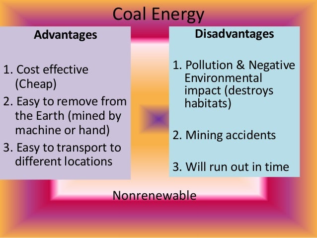 Is Coal Different From Natural Gas