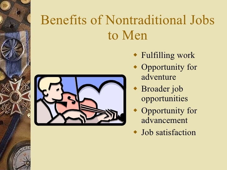 non traditional careers