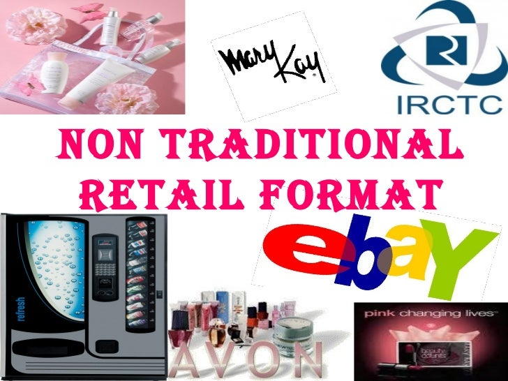 Non store retail formats