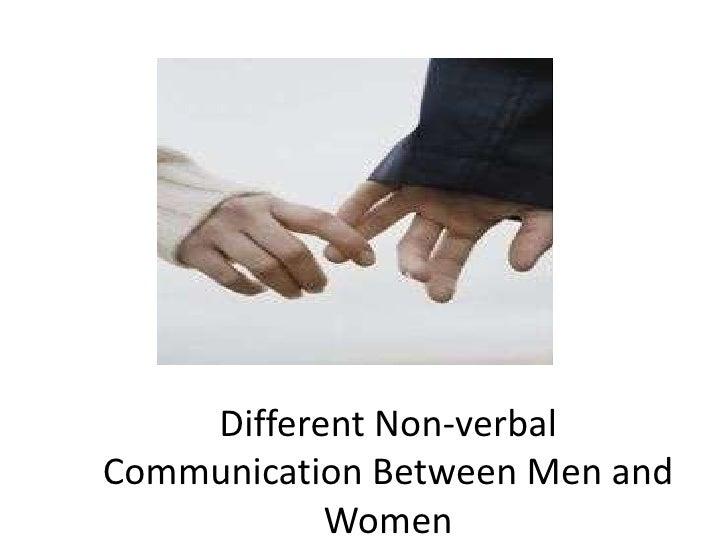 female non verbal communication