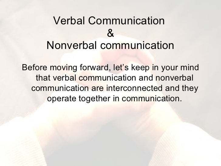 Nonverbal communication Non Verbal Communication Signs