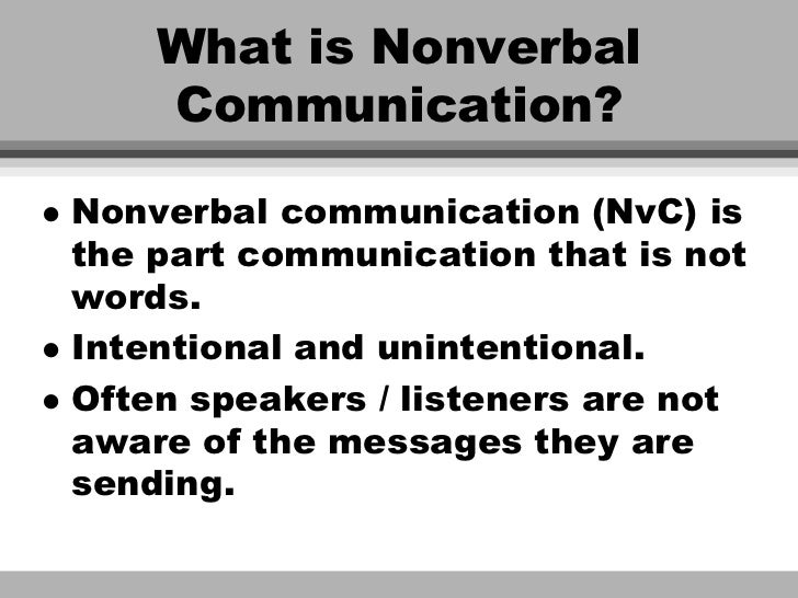 Verbal Communication Styles and Culture