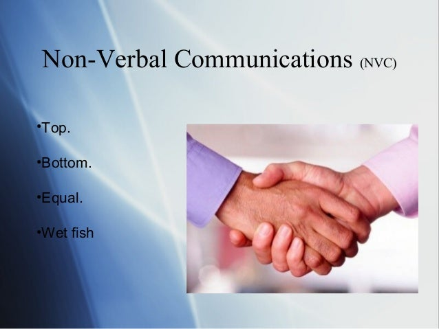 nonverbal communication in close relationships Survey of communication study/chapter 3 - nonverbal  people in close relationships have an easier  study/chapter_3_-_nonverbal_communication.