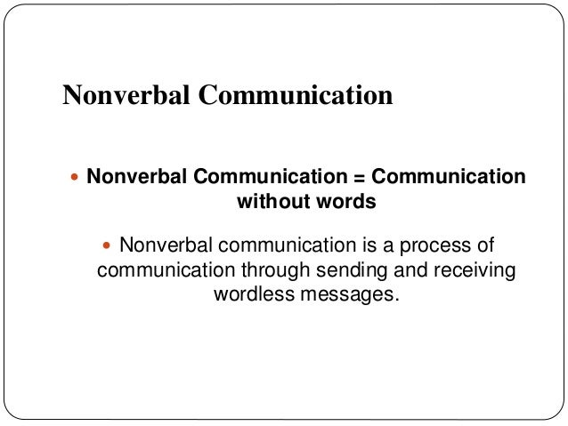 verbal and nonverbal communication cues in daily conversations and dating It is fair to say that both verbal and non-verbal communication impact verbal communication - impact on relationships can't have a conversation together.