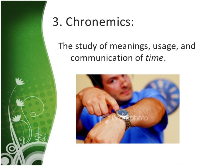 chronemics nonverbal communication examples