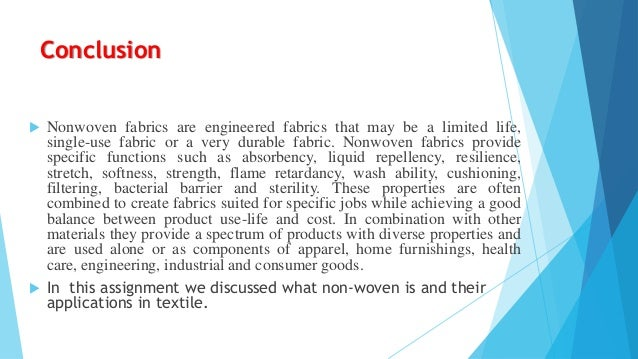 Machine of Nonwoven Industry