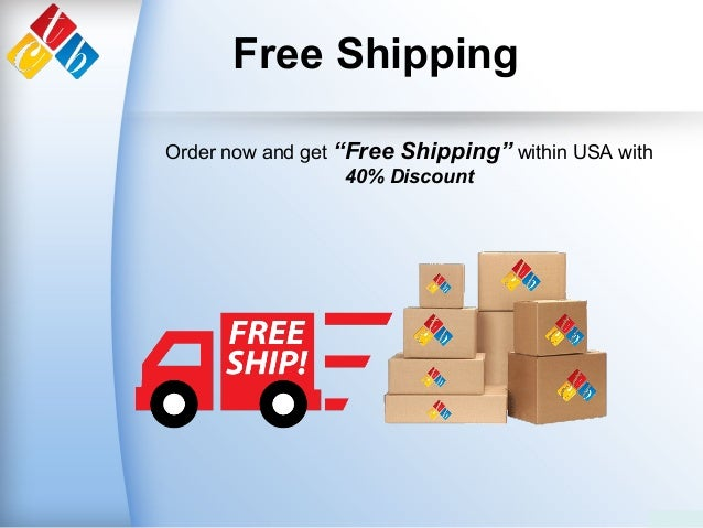 """Free Shipping Order now and get """"Free Shipping"""" within USA with 40% Discount"""