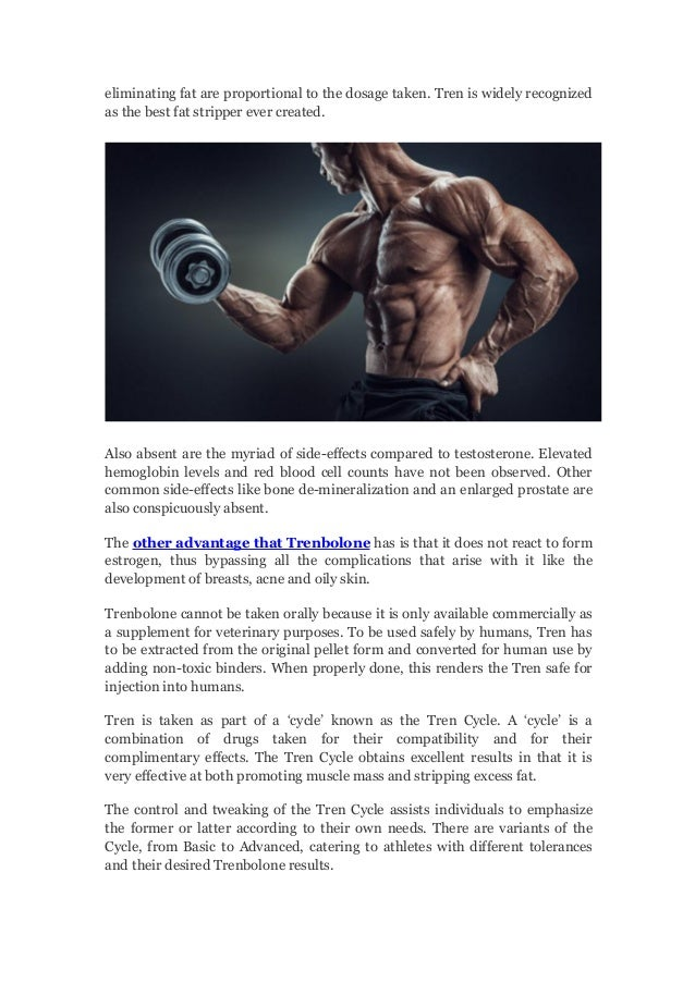No one will tell you 10 facts about trenbolone acetate-aasraw steroid