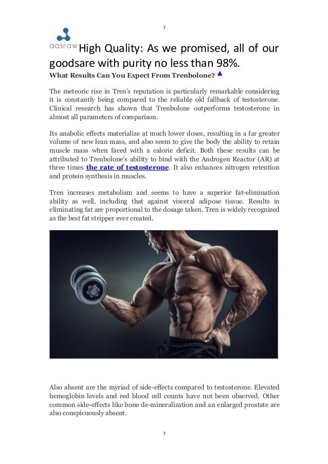No one will tell you 10 facts about trenbolone acetate