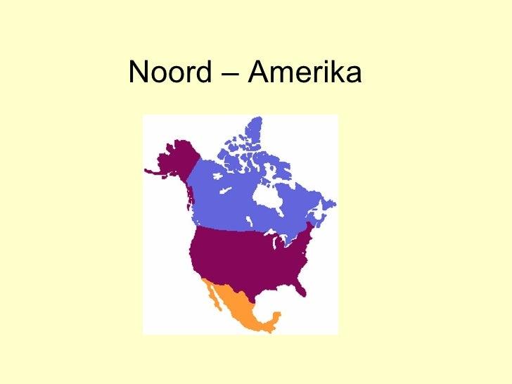 Noord – Amerika