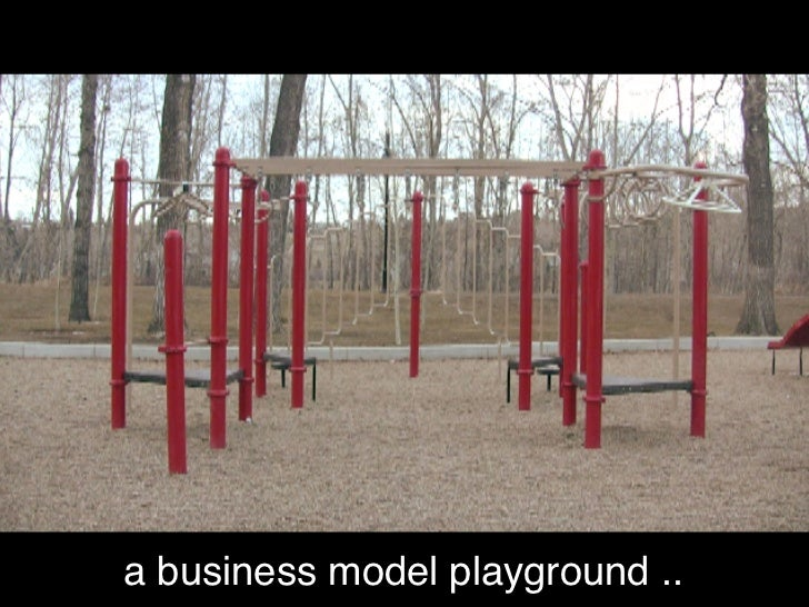 a business model playground ..