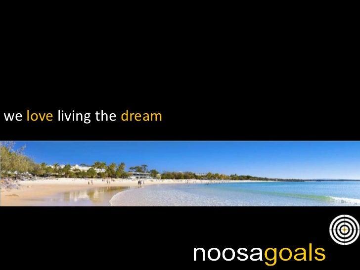 we love living the dream