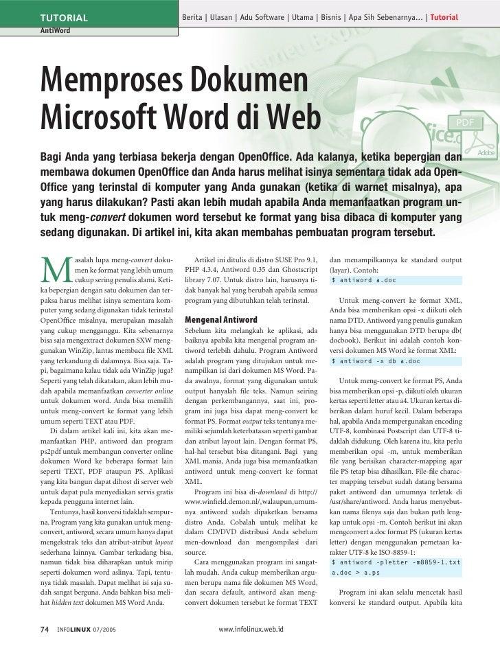 TUTORIAL                                        Berita   Ulasan   Adu Software   Utama   Bisnis   Apa Sih Sebenarnya...   ...