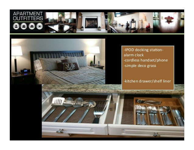 Apartment Outfitters Powerpoint 2014
