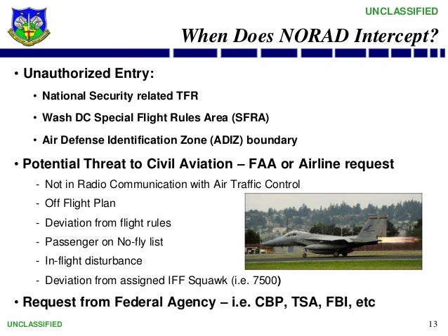 NORAD presents: The #1 reason general aviation are