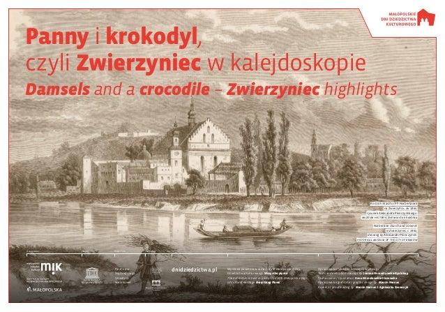 Panny i krokodyl, czyli Zwierzyniec w kalejdoskopie Damsels and a crocodile– Zwierzyniec highlights Wystawa powstała w ra...