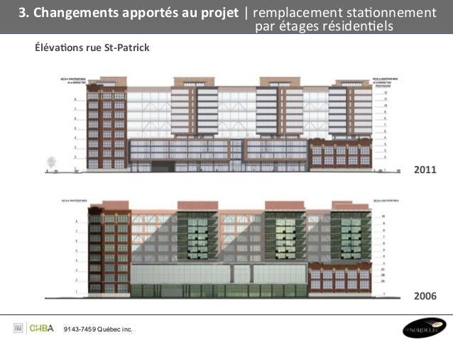 3. Changements apportés au projet   remplacement staBonnement                                     ...