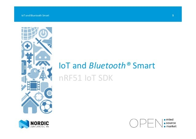 Nordic-Semi (Japan) ~ Next Step for IoT & Bluetooth Smart