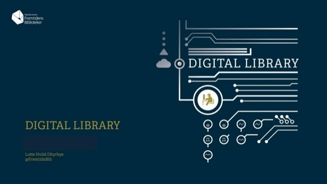 DIGITAL LIBRARY – a national survey • Why a survey • Methods • Segmentation • Selected findings • Perspectives • Out-put &...