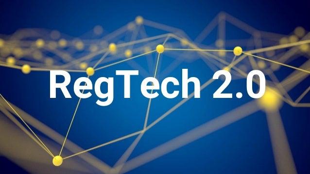 RegTech 2.0