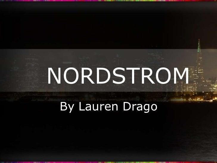 NORDSTROMBy Lauren Drago