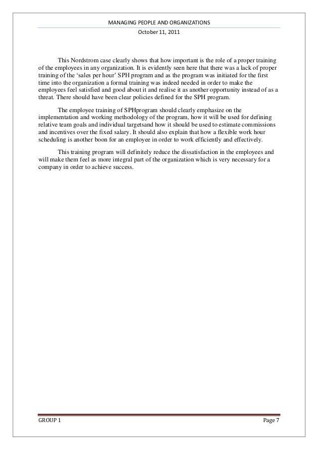 nordstrom case study sph
