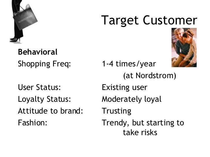target s shopping behavior These findings about how millennials and baby boomers shop may power needed for marketers to target s findings: how millennials and baby boomers are.