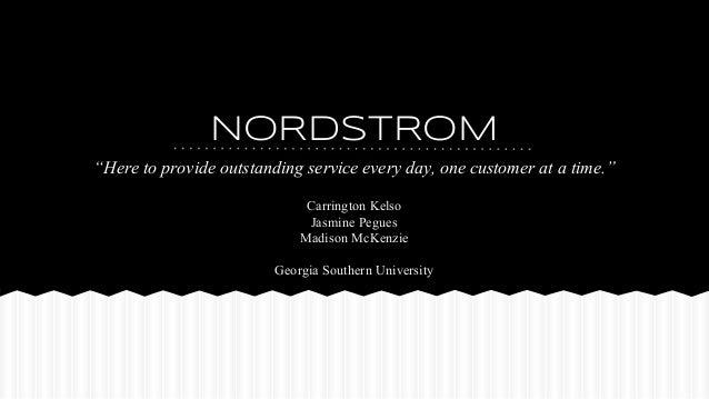 Nordstrom customer relationship management