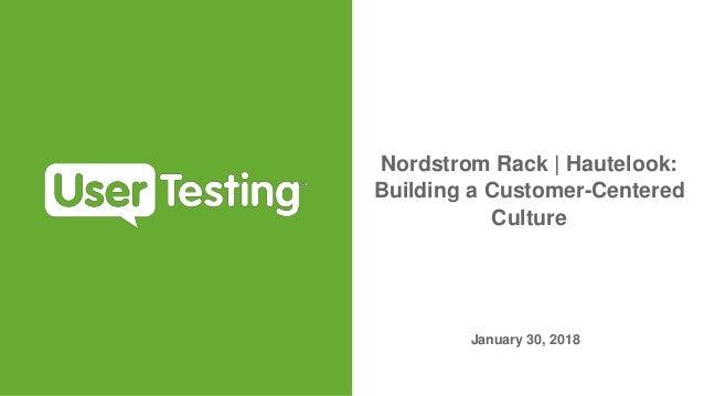 ec6998acd3 Nordstrom Rack   Hautelook: Building a Customer-Centered Culture
