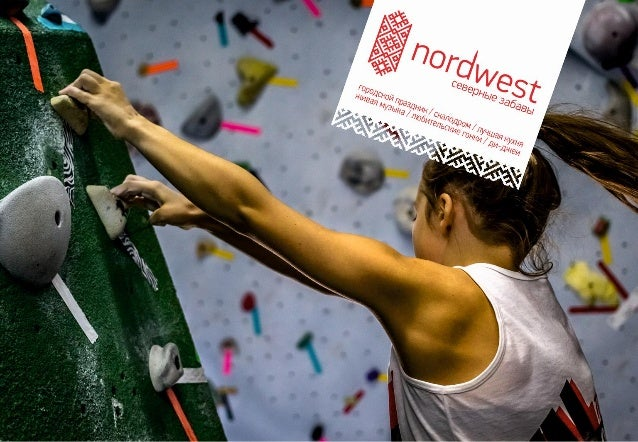 Nordwest climbing festival presentation