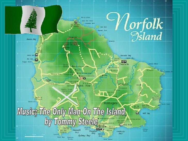 Music; The Only Man On The Island by Tommy Steele