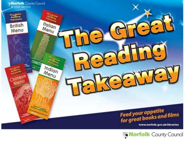 Background• Countywide reading promotion for adults  every March• To encourage people to read and borrow  when it's still ...