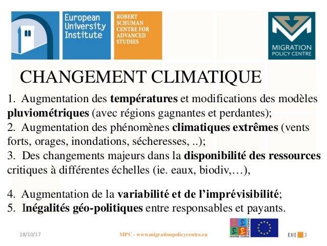 Changement climatique et pastoralisme en Méditerranée et au-delà - NORI Slide 3