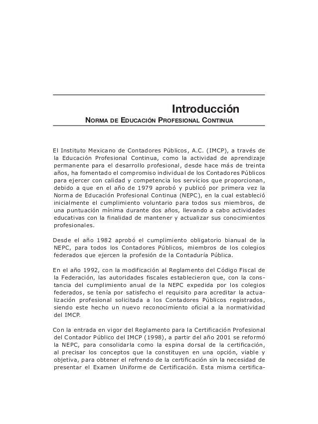 Norma de educacion_profesional_continua_para_2011_modificaciones Slide 3