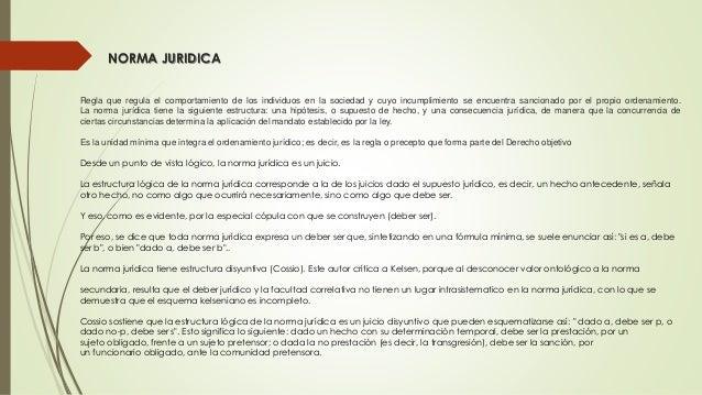 Norma Juridica Estevez Mario