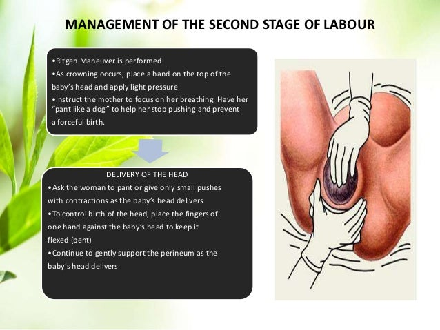 Normal Labour And Management