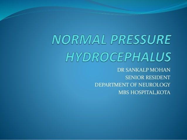 DR SANKALP MOHAN  SENIOR RESIDENT  DEPARTMENT OF NEUROLOGY  MBS HOSPITAL,KOTA