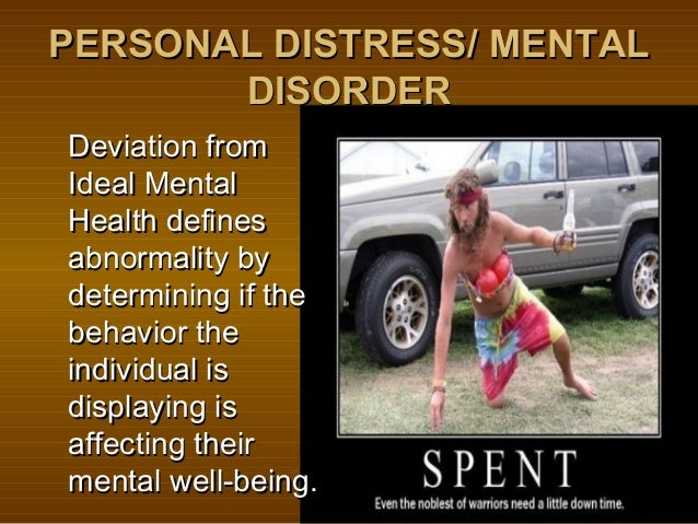 Why is determining abnormal behavior or a mental disorder so difficult?