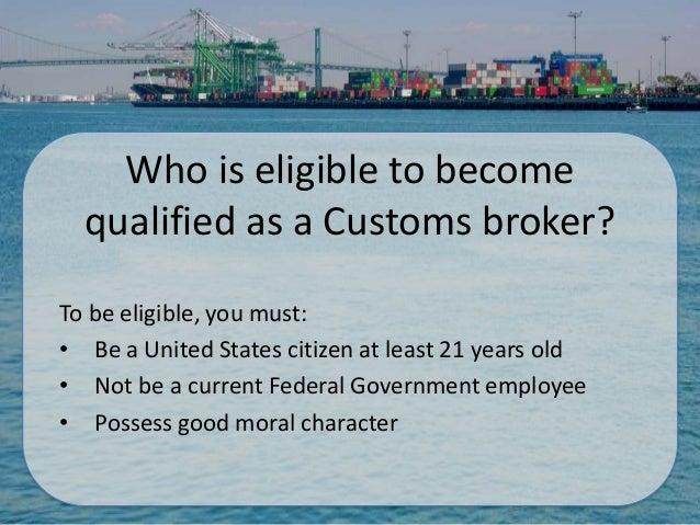 ... Broker License; 12.